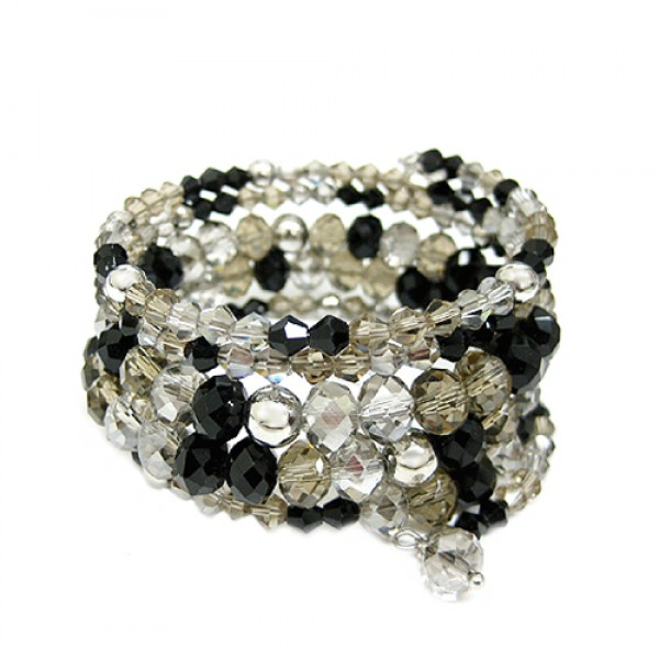hnb78248-party-girl-black-topaz-clear-mixed-glass-crystal-with-silver-metal-bead-wrap-around-bracelet_12.jpg