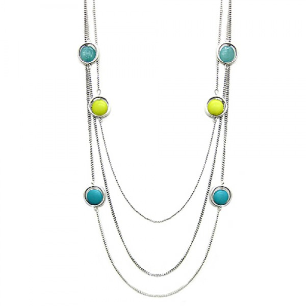 sc29387-green-mixed-glass-beaded-sivler-metal-three-strand-long-necklace_1_1.jpg