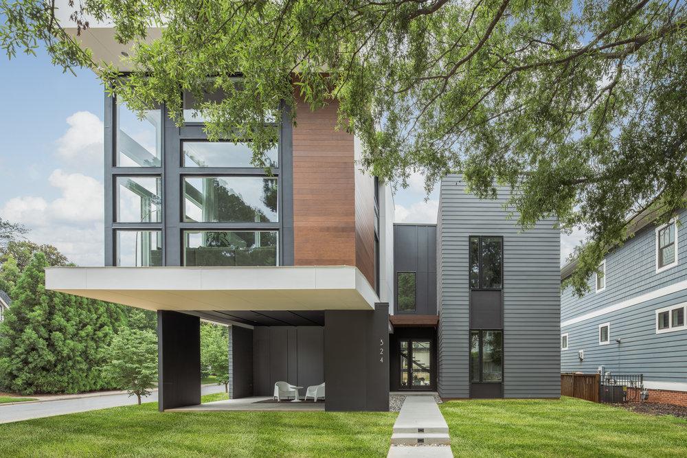 modern architecture charlotte nc
