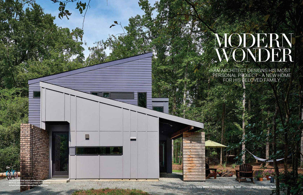 modern architecture article charlotte