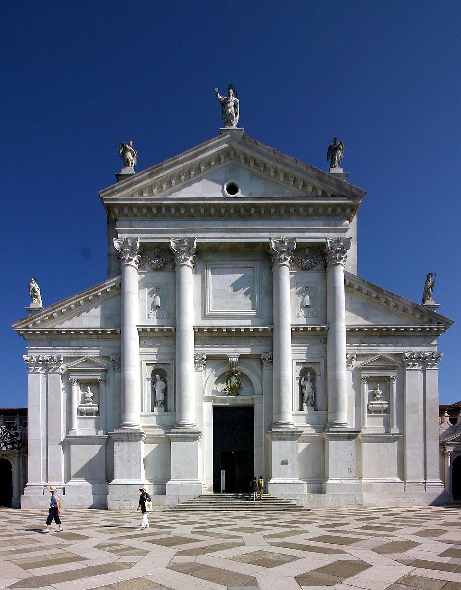 Church of San Giorgio Maggiore, Wikipedia