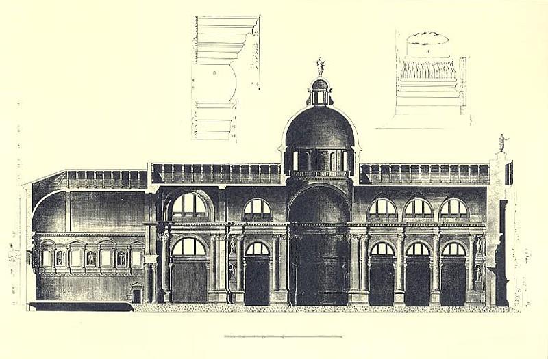 Longitudinal Section, Teggelaar.com