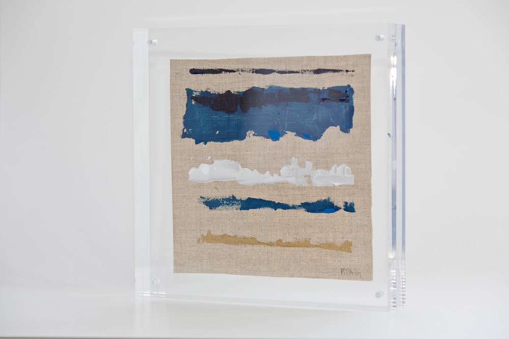 Copy of Lucite Lovely 17- SOLD