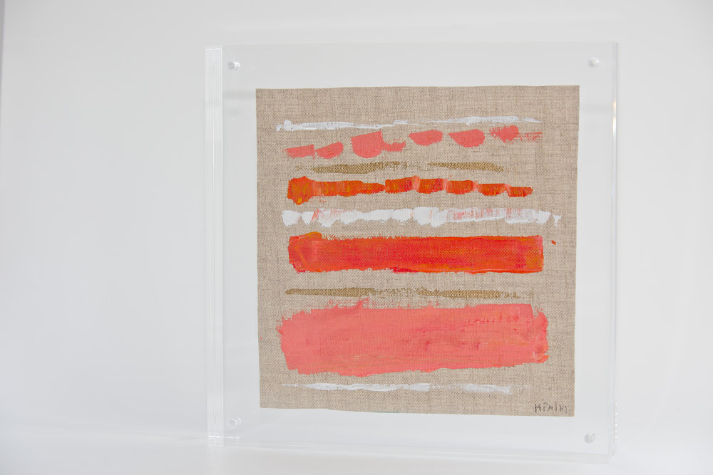 Copy of Lucite Lovely 77 - SOLD
