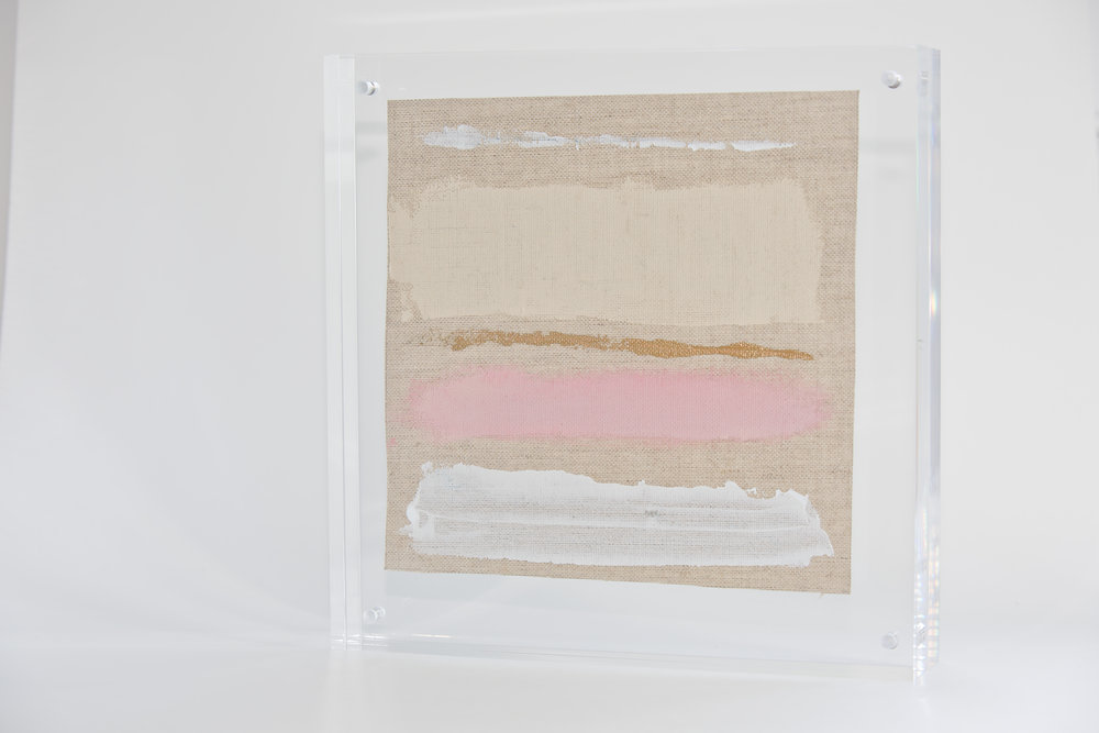 Copy of Lucite Lovely 61 - SOLD