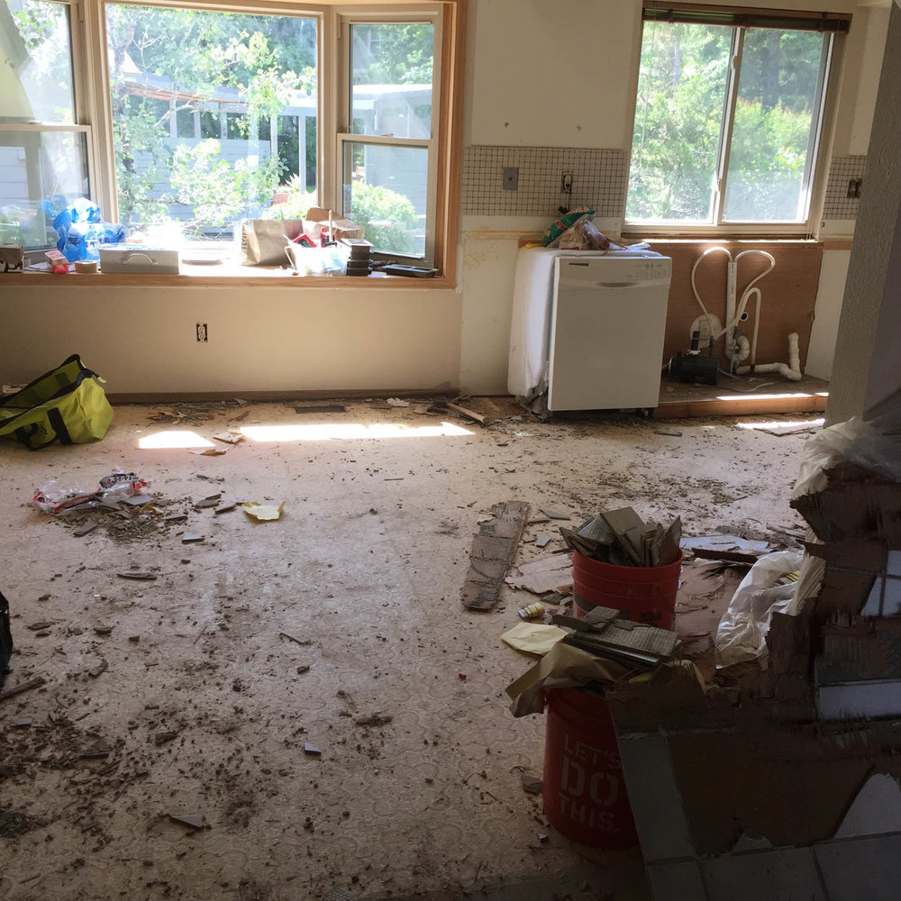 Would this kitchen be salvageable?