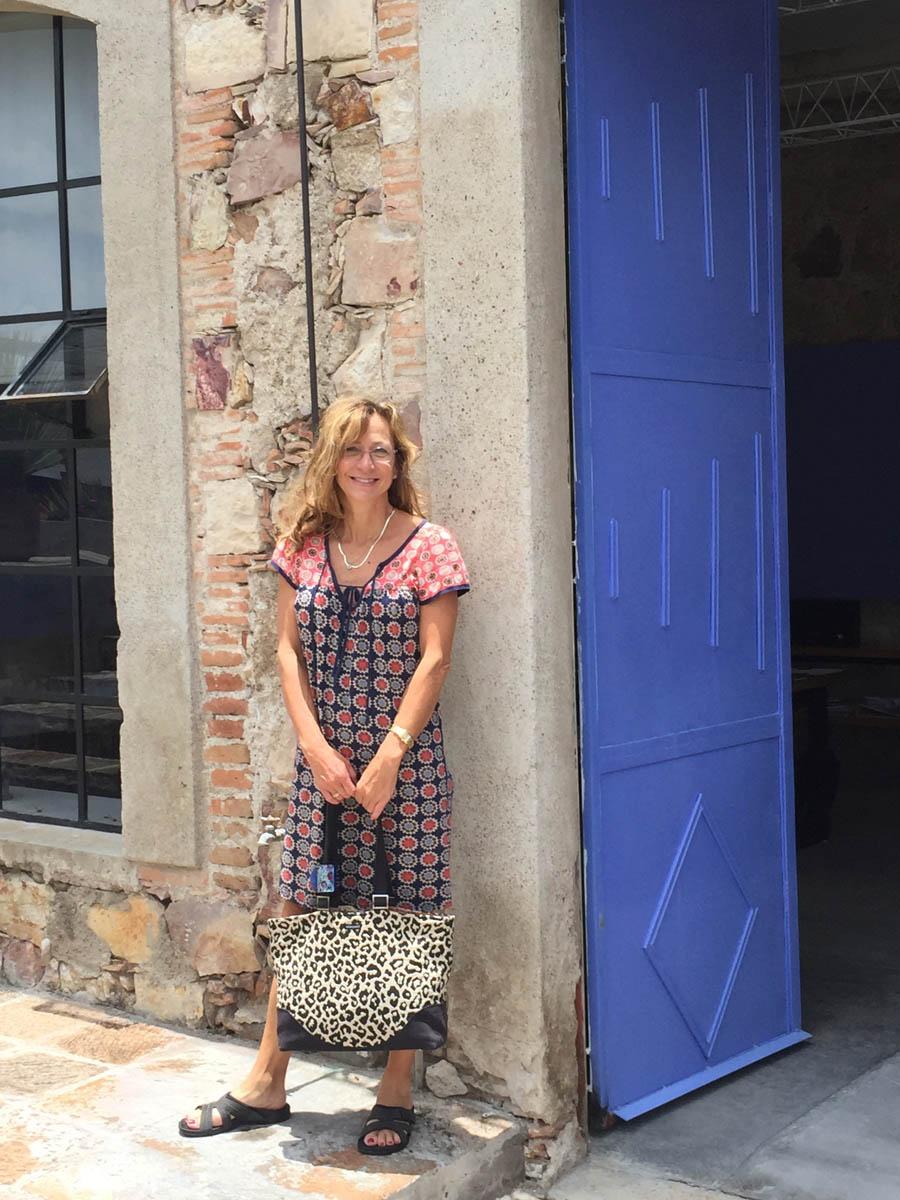 Colorful doorways in San Miguel de Allende