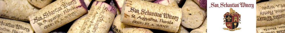 Corks from San Sebastian Winery