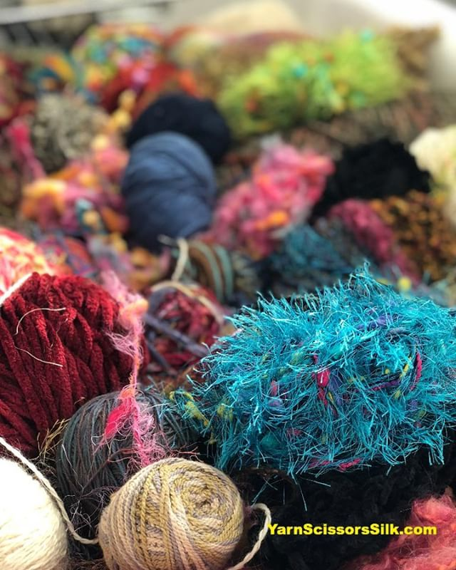 Will I ever get to all the projects I'd like to make with my yarn stash? Take a look at some of my knit and crochet projects and tutorials at my website http://ow.ly/sH2B50ikZMG and let me know if you have any ideas for using up your yarn! #yarn #yarncrafts #knitting #craftymom #crochet #prettyfibers #fiber #makers #iloveknitting #ilovecrocheting #creativehappylife #yarnclub #yarnstash