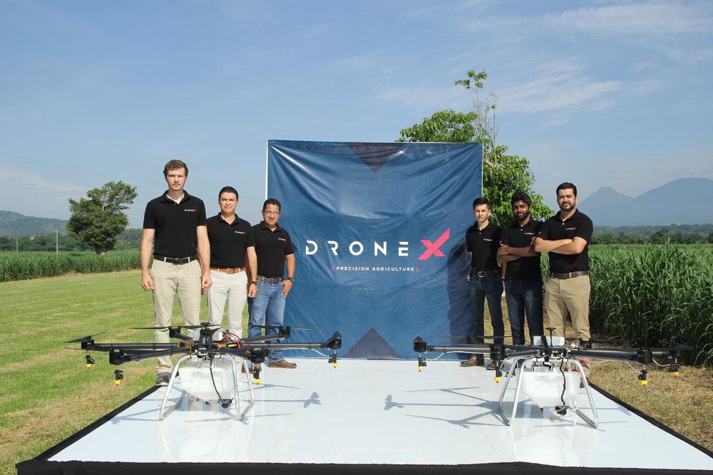 Left to Right: Nick Nawratil, Carlos Mercado, Max Menendez, Manuel, Nikhil Dixit, Salvador Ramirez