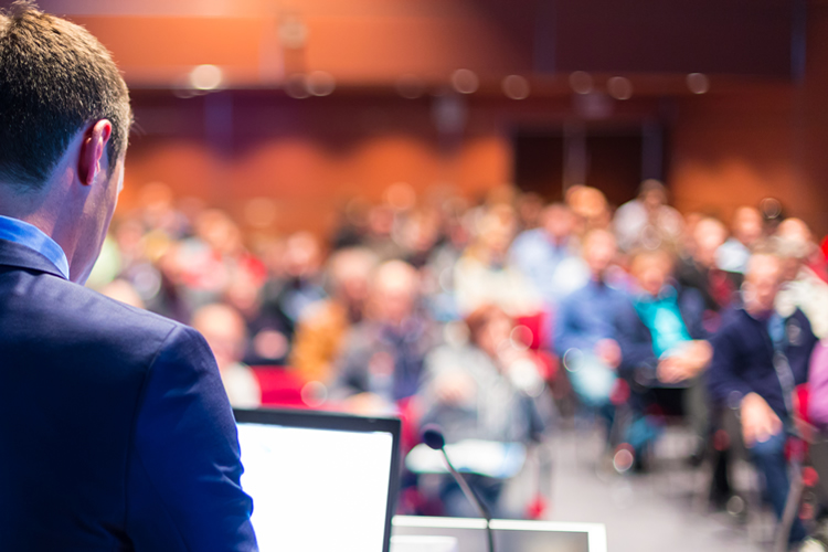 PUBLIC ENGAGEMENTS - The Partners are available for public speaking, press interviews, and forecasting panels, where they can speak on a wide range of topics.