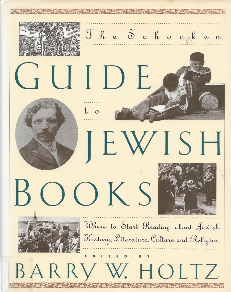 Schocken Guide to Jewish Books