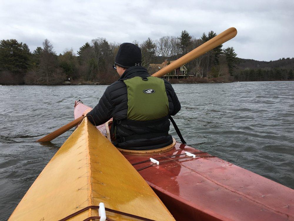Paddle in use.JPG