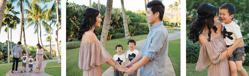 Four Seasons Oahu Family Photographer Ola Collective 1