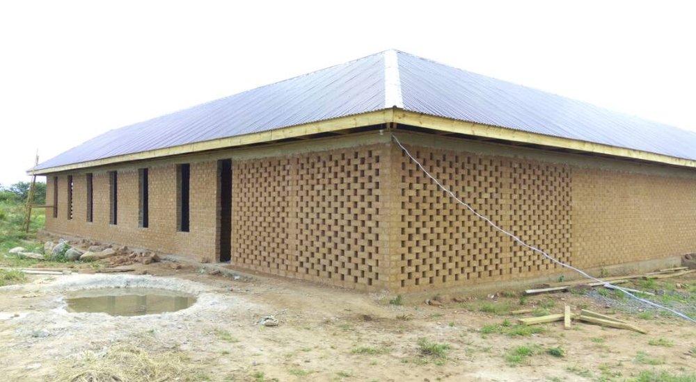 New innovative hostel design at Nyang'oro Secondary School:  read more