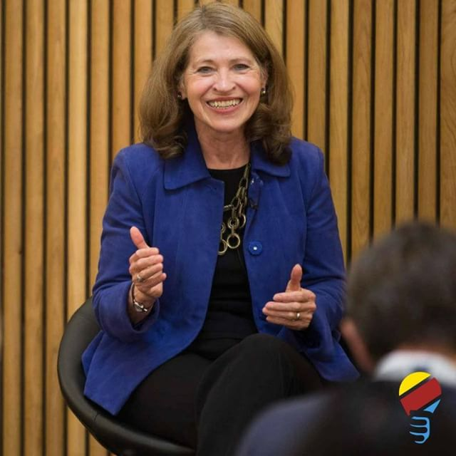 Sally Osberg is out SENSA Social Entrepreneur of the Week! She just announced she will be stepping down from President of the Skoll Foundation. As founder and CEO she guided the organization in its search and support of innovators pioneering scalable solutions to pressing global problems.