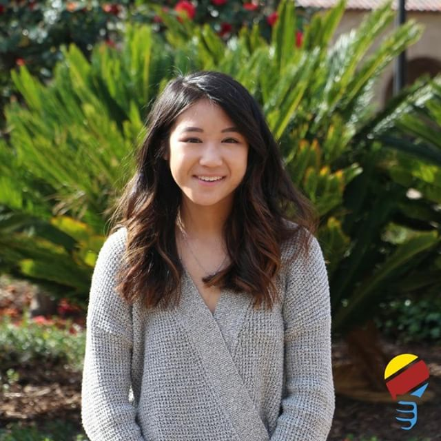 Introducing the 2017-2018 SENSA Board! This is Haley Tran from Fremont, California. She is a freshman studying MS&E and can wiggle her ears!