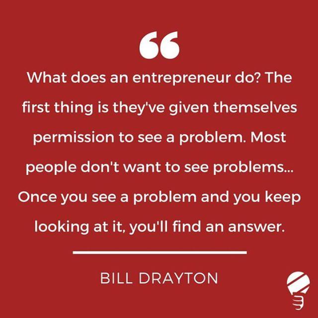 SENSA Social Entrepreneur Quote!