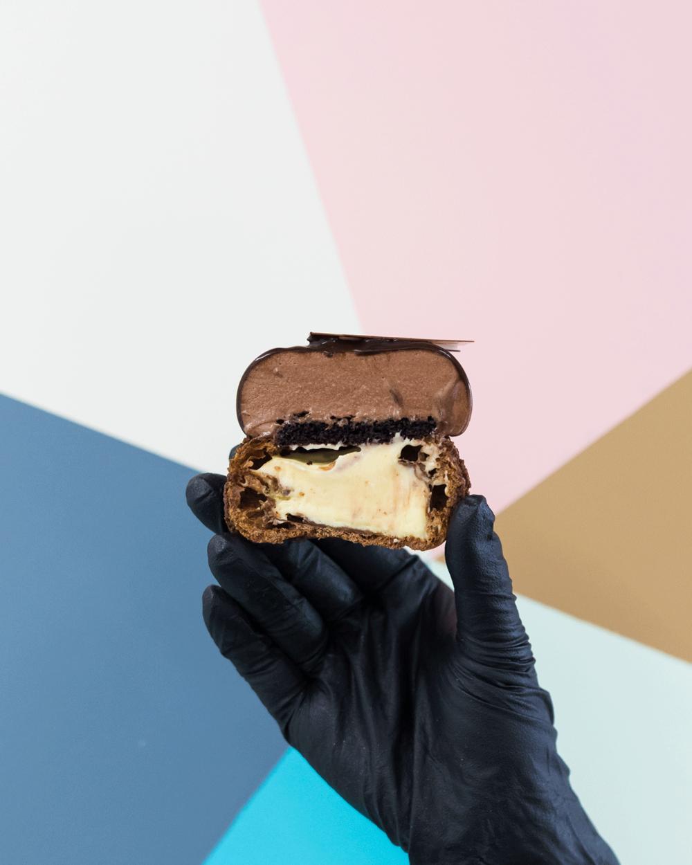 The Genius Behind Beta5 Chocolates' Creampuffs - DISH HIGHLIGHT