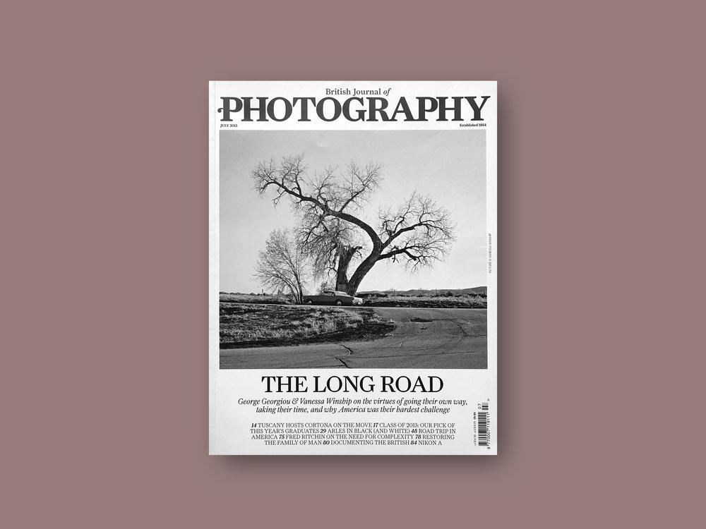 2013   British Journal of Photography  (UK) Issue 7814, 'Graduates'