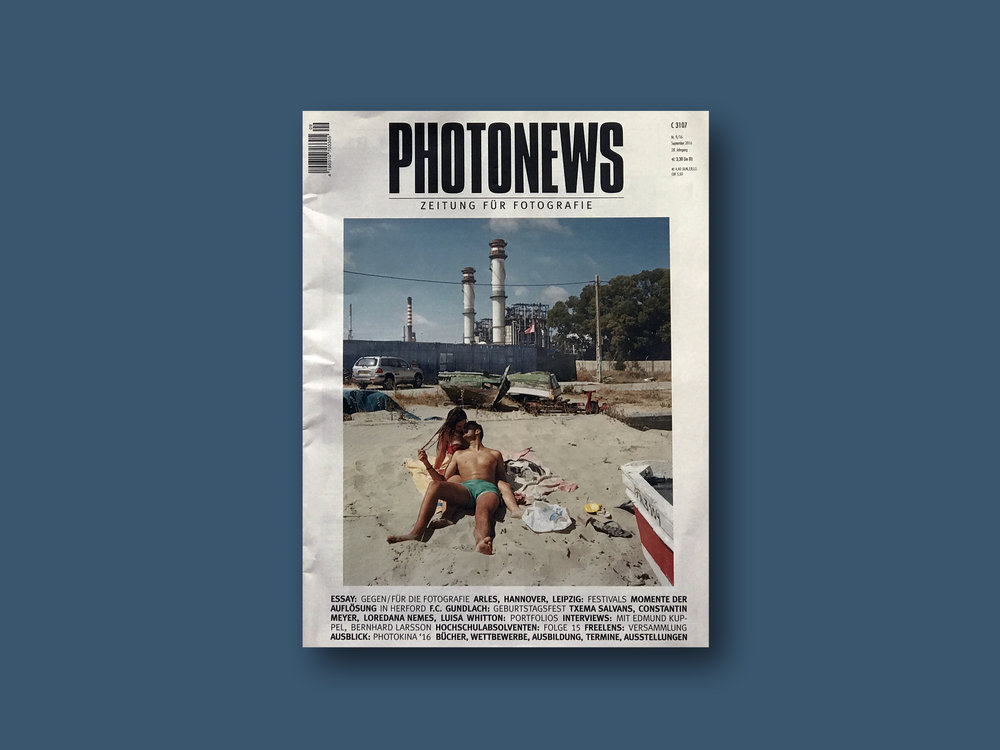 2016   Photonews,  (DE) Issue C3107, ' The State I am In'