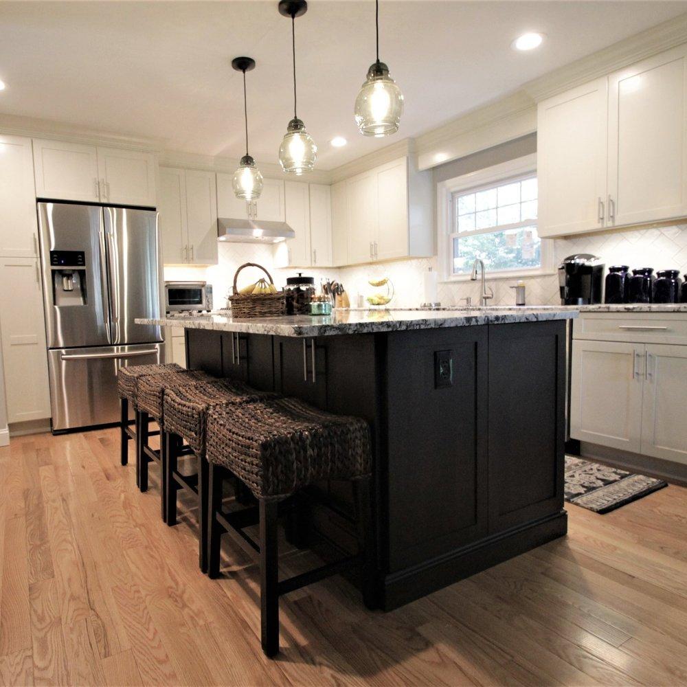 Kitchen remodeling Bridgewater NJ