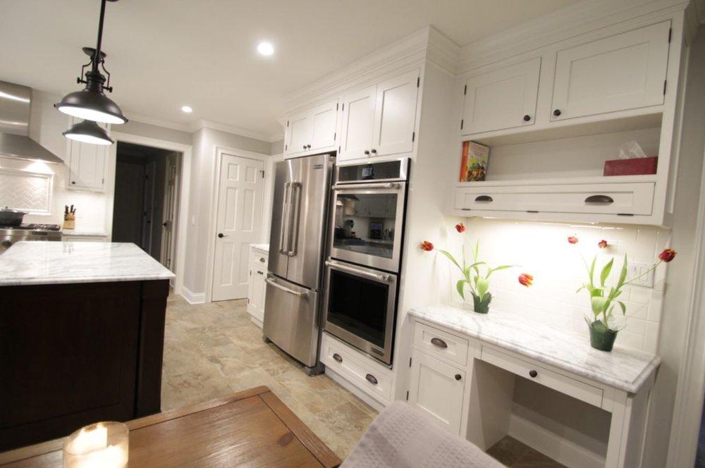 Kitchen remodeling Whitehouse Station NJ