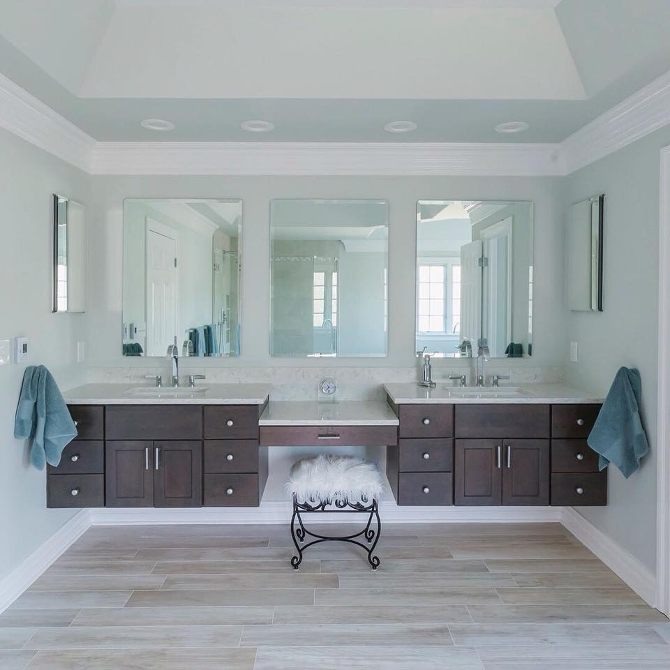 bathroom design and remodleing whitehouse station NJ