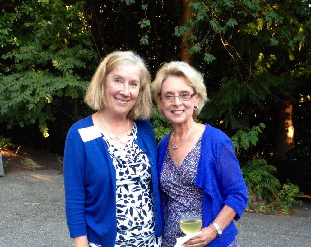 former WA Governor Christine Gregoire