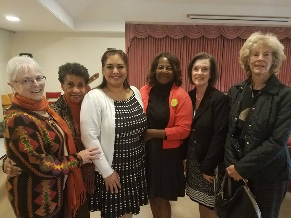 Grandmothers with State Senator Manka Dhingra