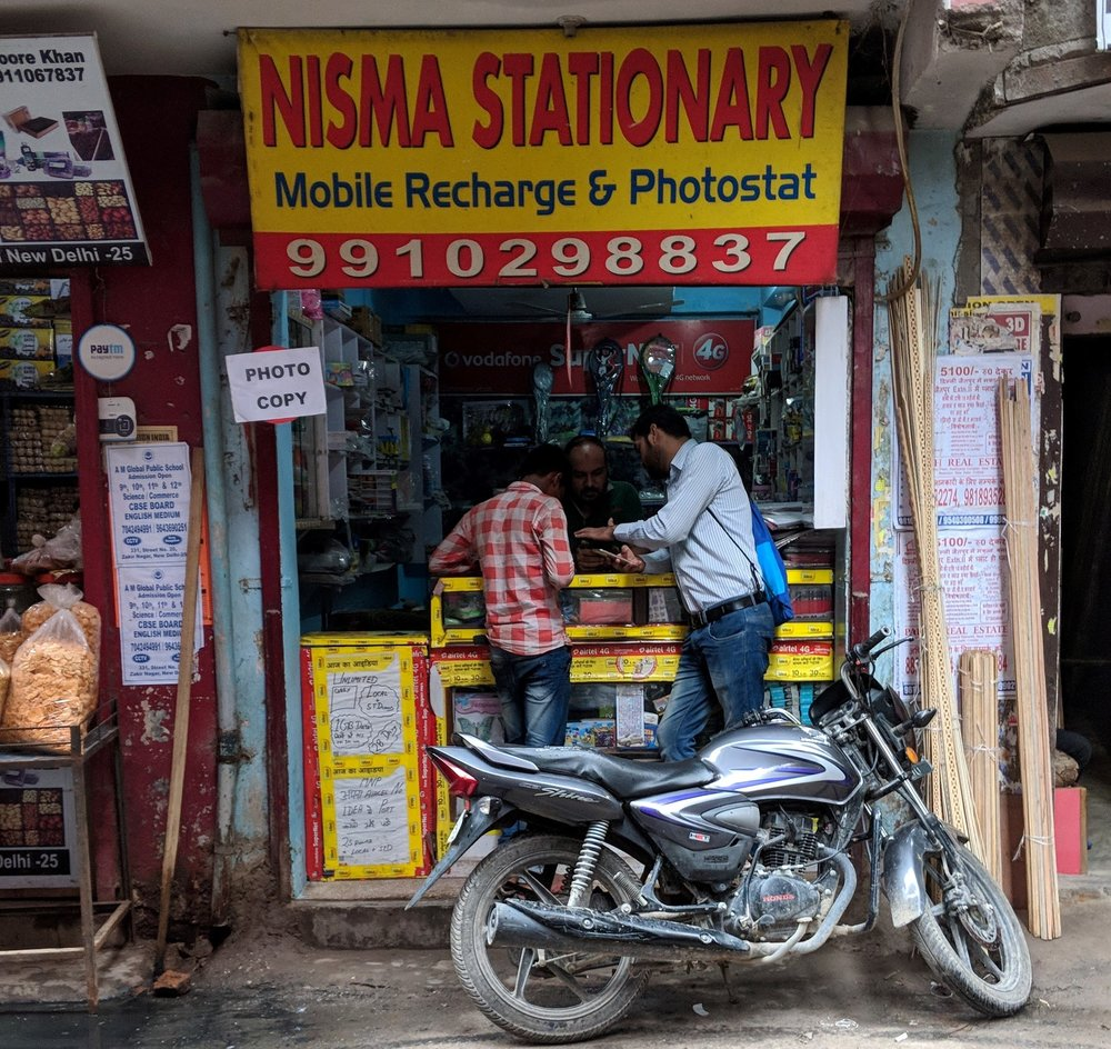Investigating Internet and Social Media Usage in India