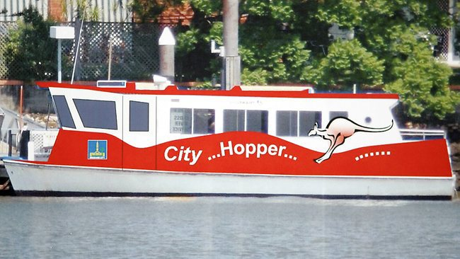 City Hopper Brisbane