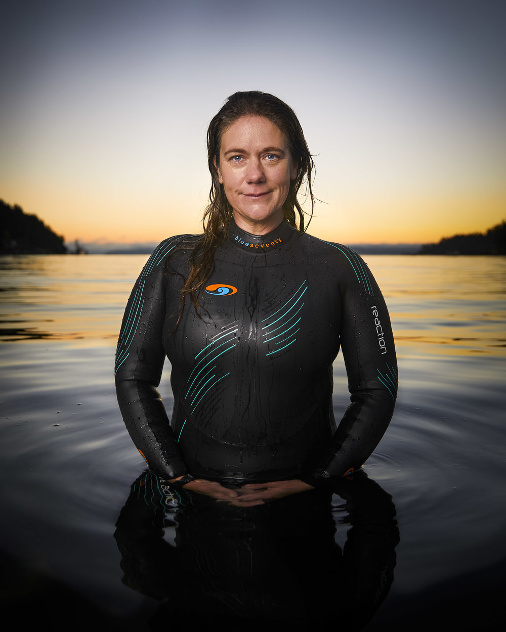 Kelly Adamson Danielson, a University of Puget Sound alumna and part of the first all women's team to win the 750-mile race to Alaska.
