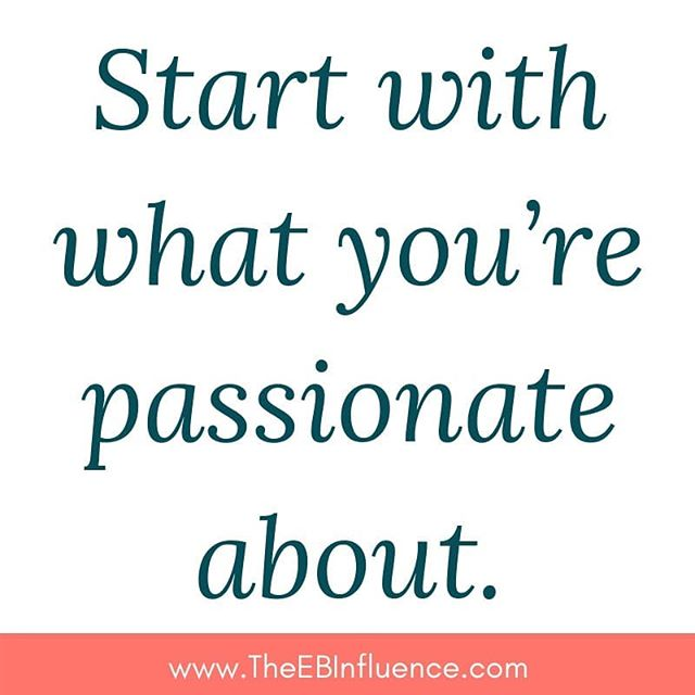 When you're growing a brand or building a business you will find times where you are not always profitable especially in the beginning, so, when you genuinely love and enjoy what you do it makes it easier to push through. #WednesdayWisdom #Entrepeneur