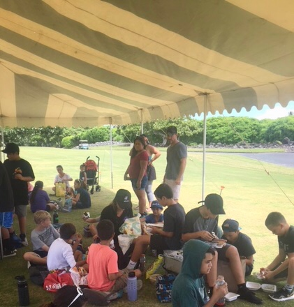 Hualalai Golf Course STEM lunch.jpg