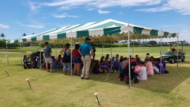 Hualalai Golf Course STEM Hawaii children.JPG