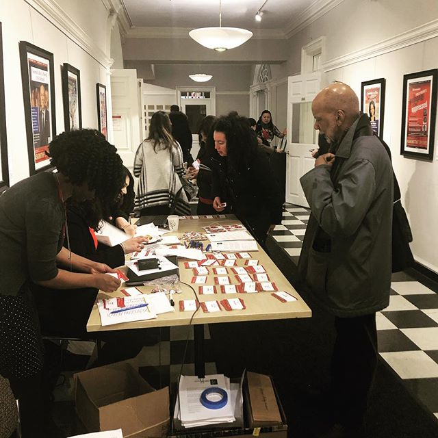 Registration is open in Askwith Hall! Come check in and grab a coffee! Reminder that you can still register for the reception tonight! #aocc2019 #hotcoffee #hgse #learntochangetheworld #aocc