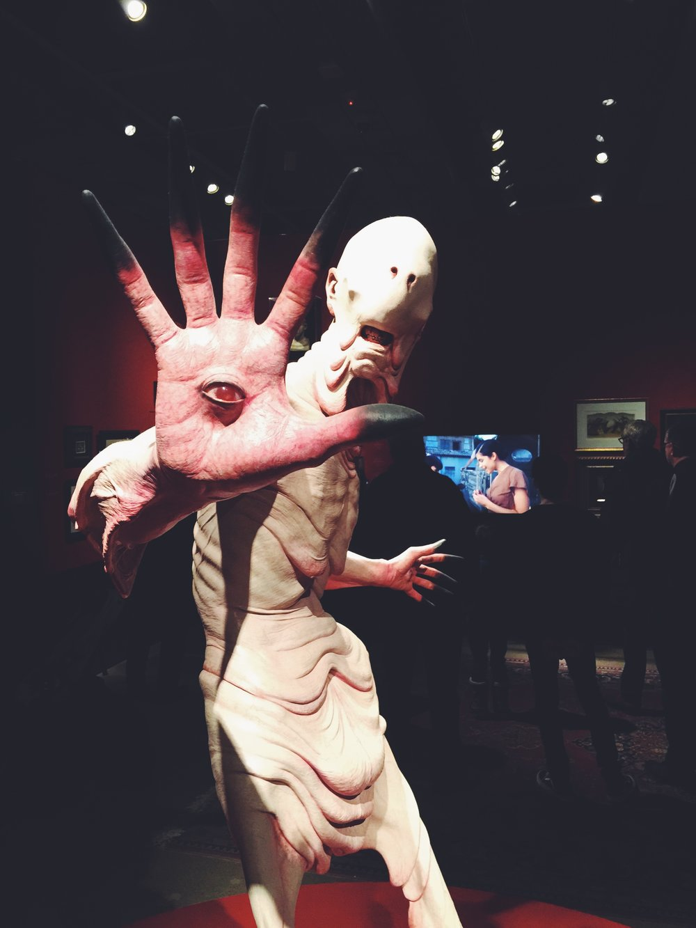 A Glimpse Inside Bleak House - A visit to the AGO's Guillermo del Toro At Home With Monster's exhibit