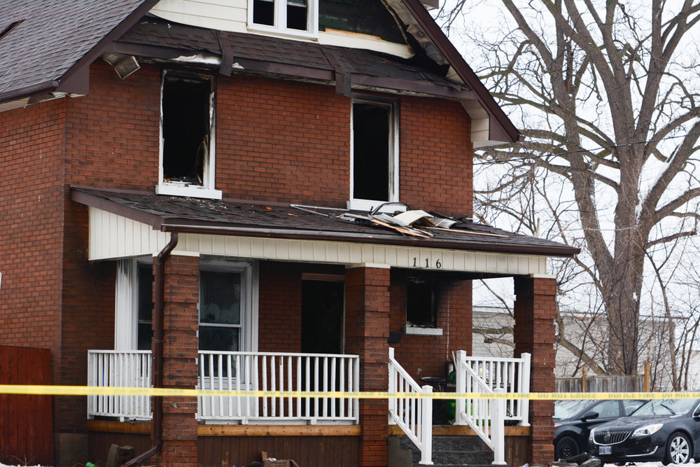 Four dead following early morning house fire -