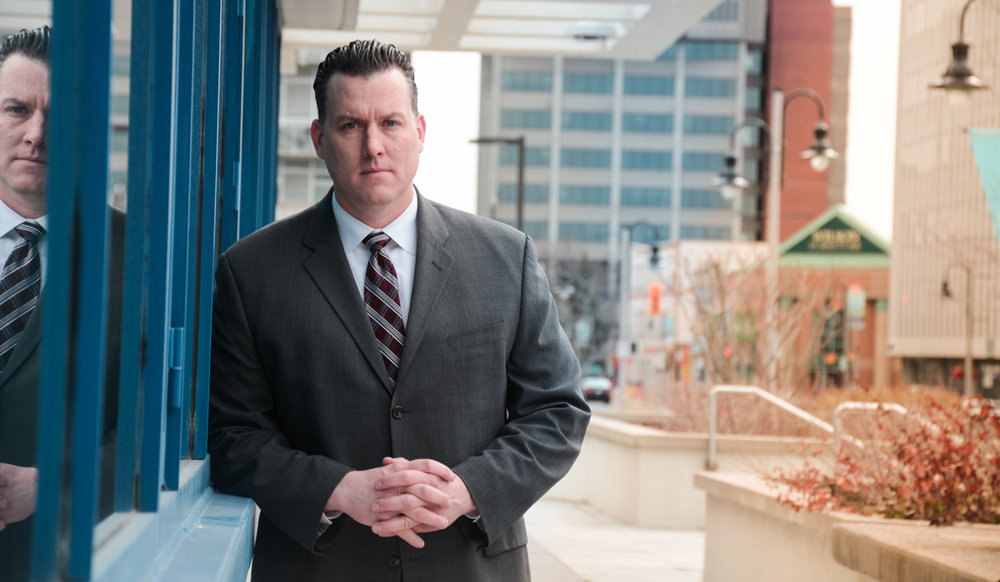 Det./Sgt. Ryan Connolly - Durham Regional Police Human Trafficking Unit