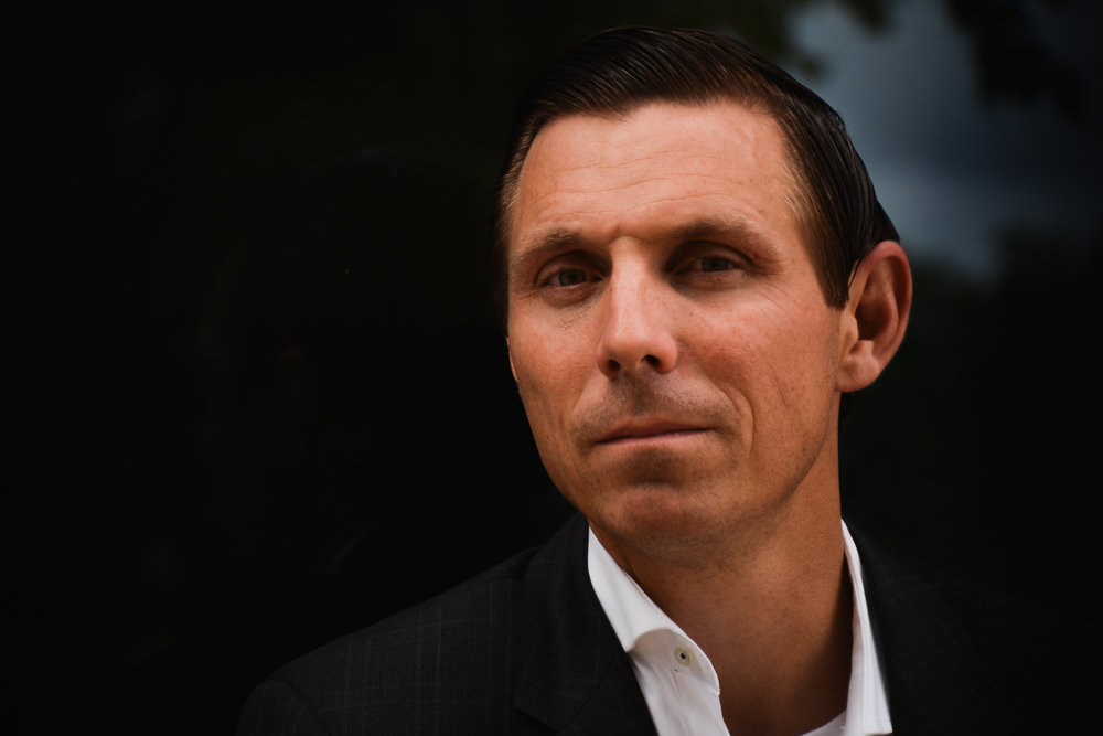 Patrick Brown - Brampton Mayor, former leader of the Progressive Conservative Party of Ontario
