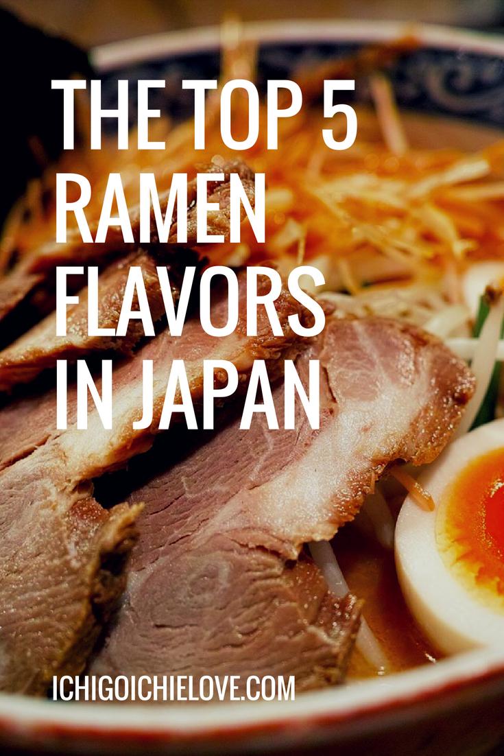 THE top 5 ramen flavors in Japan ichigoichielove.png