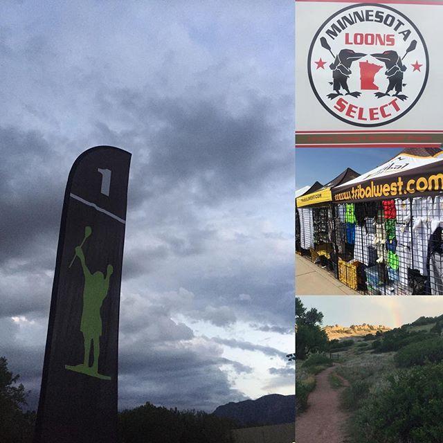 ADRLN Colorado Springs tourney was great, met folks from: WI, MN, TX,OR,WA,KC,IA,CO,UT  looking forward to Vending in Irvine, CA next!  #tinsletown #gardenofthegodscolorado #mnloons
