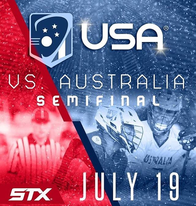 Come on down and watch this live in the lax lounge today at noon MST. USA watch local Ute coach Marcus Holman rip it up! How many points will he have today?