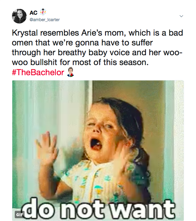 Krystal resembles Arie's mom.png