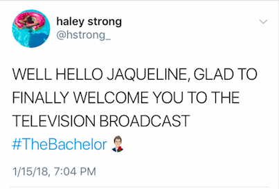 Part 1: Welcome to the broadcast Jaqueline.png