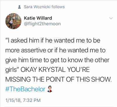 Part 1: Krystal missing point of show.png
