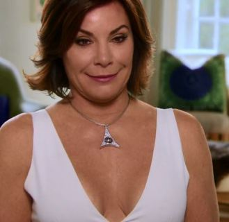 (Also, I was listening to a podcast interview with all the New York Housewives today, and when Lu's turn came to speak, I  legitimately  thought that it was a man named Lou who was talking)