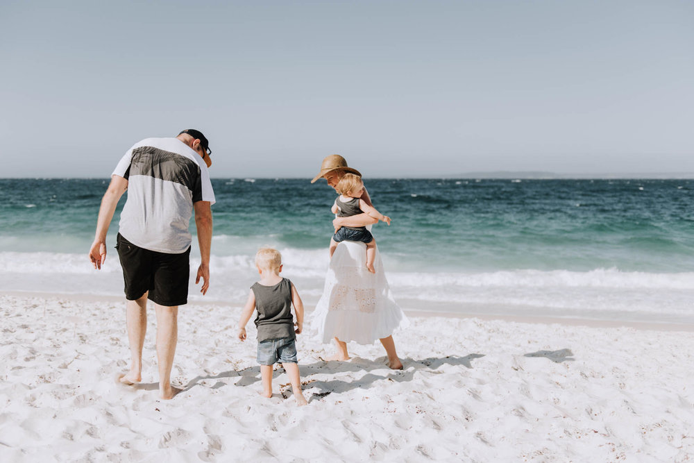 | THE DOHERTY'S |JERVIS BAY - JAN 2018