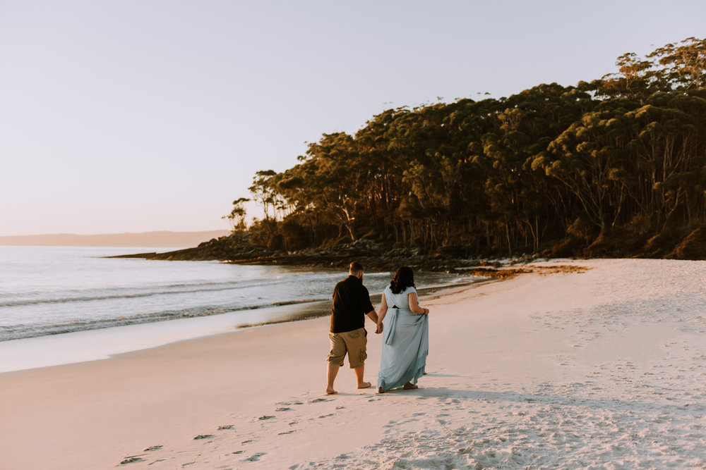 | R + R ENGAGED |Jervis Bay - JAN 2018